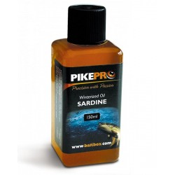 PikePro Winterised Sardine Oil - 150ml Bottle
