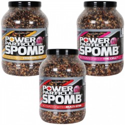 Mainline Activated Power Particle Spomb Mix - All Flavours