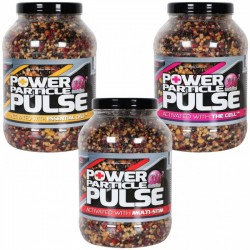 Mainline Activated Power Particle Pulse Mix - All Flavours