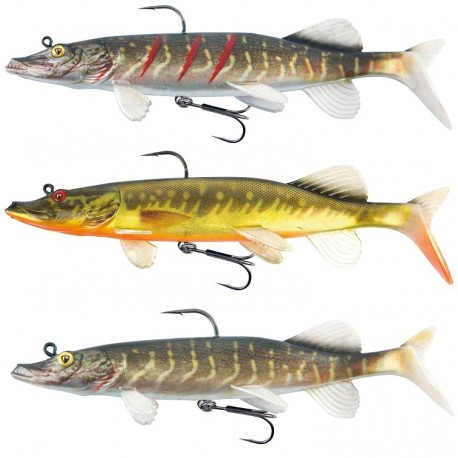 Fox Rage Realistic Pike Replicant Lures - All Variations