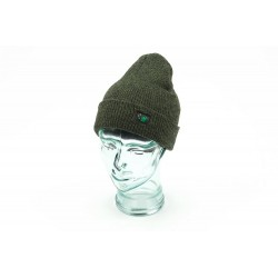 Thinking Anglers Moss Green Beanie Hat