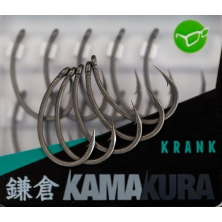 Korda KamaKura Krank Hooks - All Sizes