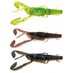 Fox Rage Critter Lures - All Sizes & Colours
