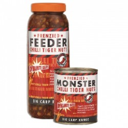 Dynamite Frenzied Feeder Chilli Tiger Nuts - Can or Jar