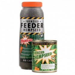 Dynamite Baits Frenzied Feeder Hempseed - Can or Jar