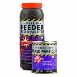 Dynamite Baits Frenzied Feeder Mixed Particles - Can or Jar