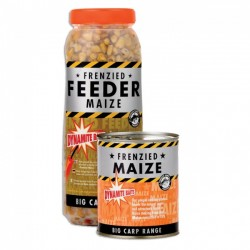 Dynamite Baits Frenzied Feeder Maize - Can or Jar
