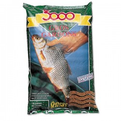Sensas Gros Gardons 3000 Groundbait - 1Kg Bag