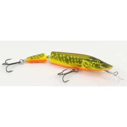 Salmo 13cm Jointed Floating Pike - Choice of Patterns