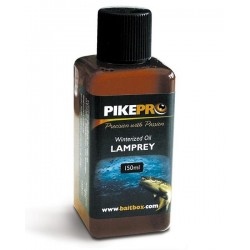 PikePro Winterised Lamprey Oil - 150ml Bottle