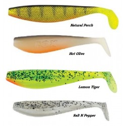 Fox Rage Zander Pro Shads - Choice of Size & Pattern