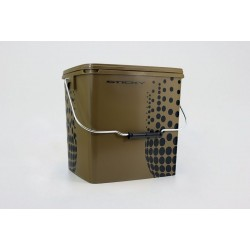 Sticky Baits 13Ltr Square Green Bucket