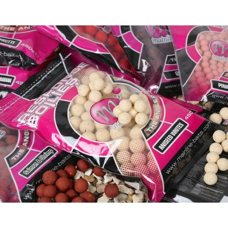 Mainline 15mm Response Boilies - 450g Bags - All Flavours