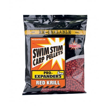 Dynamite Baits Swim Stim Red Krill Pro Expanders - All Sizes