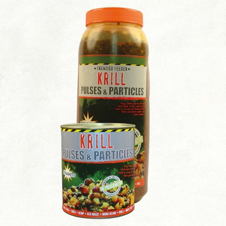 Dynamite Baits Frenzied Krill Pulses & Particles - Can or Jar