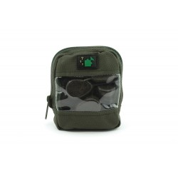 Thinking Anglers 600D Luggage Range - Clear Front Zip Pouch