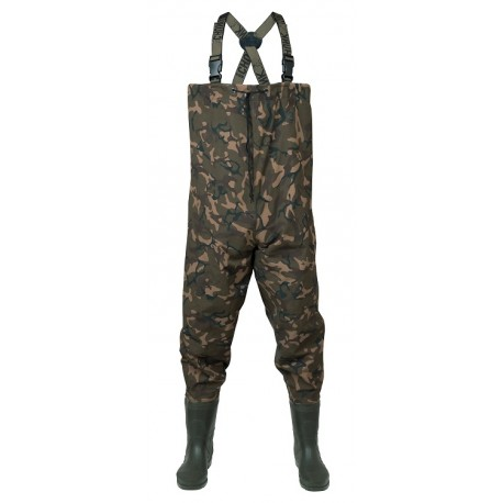 Fox CHUNK Lightweight Camo Waders - All Sizes