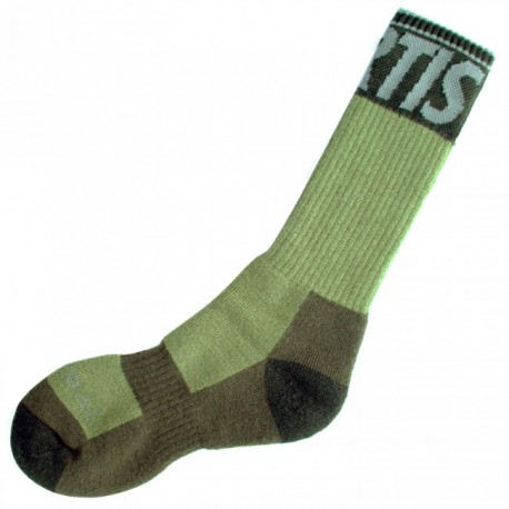 Fortis Olive Thermal Tech Socks - All Sizes