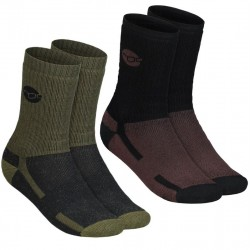 Korda Kore Merino Wool Socks - All Sizes