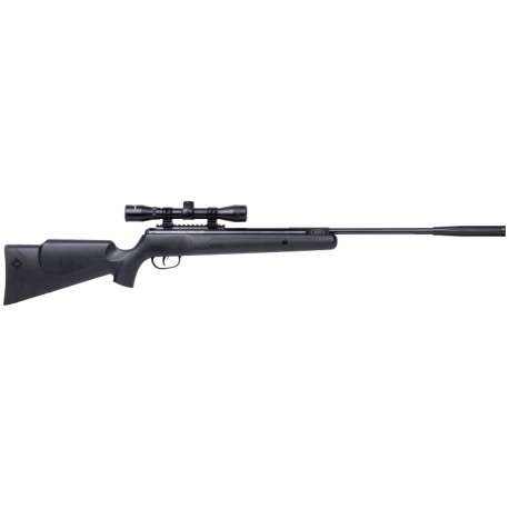Crosman Nitro Venom Dusk .22 Air Rifle with 4 x 32mm Scope