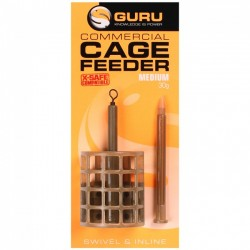 Guru Commercial Cage Feeders - All Sizes