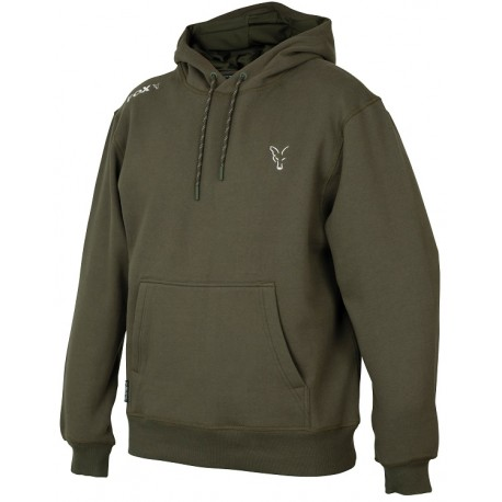 Fox Green & Silver Collection Hoody - All Sizes