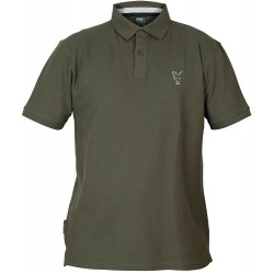 Fox Green & Silver Collection Polo Shirts - All Sizes