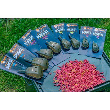 Guru Multi Maggot Feeders - All Sizes