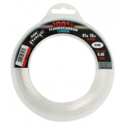 Fox Rage 100% Fluorocarbon Leader Material - All Sizes