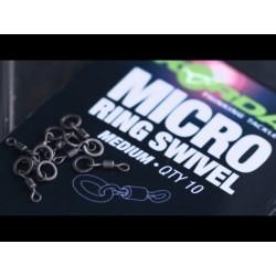 Korda Micro Hook Rig Ring Swivels