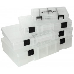 Fox Rage Clear Lure Boxes - All Sizes