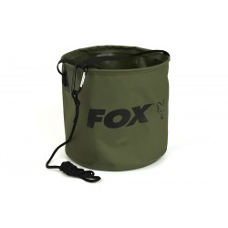 Fox Large Collapsible Water Bucket & Rope