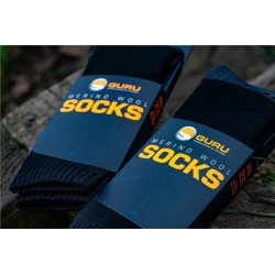 Guru Merino Wool Socks - All Sizes