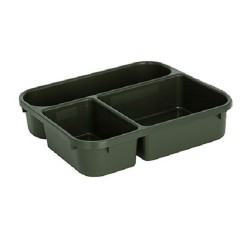 Fox 17L Bucket 3 Compartment Tray / Cuvette
