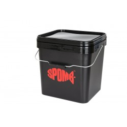 Spomb 17L Large Square Bucket