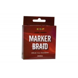 ESP 20lb Marker Braid - 300m Spool