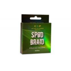 ESP 20lb High-Viz Spod Braid - 300m Spool