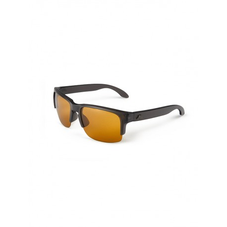 "Fortis ""Bays Lite"" Polarised Sunglasses - Matte Black Frame / Switch Lens"