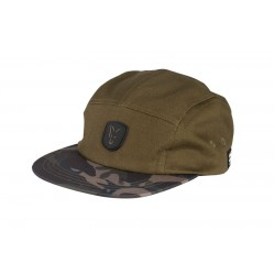 Fox Camo & Khaki Peaked Volley Cap