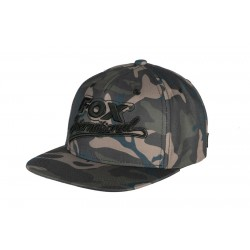 Fox Camo College Snap Back Cap