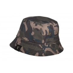Fox Camo & Khaki Reversible Bucket Hat