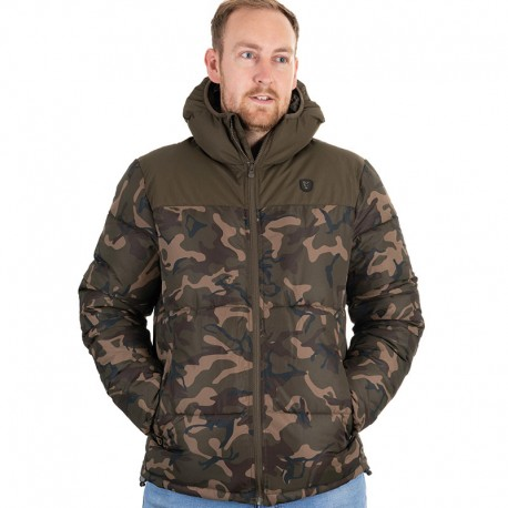 Fox Camo & Khaki RS Jacket - All Sizes