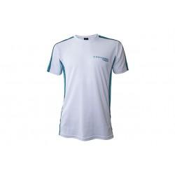 Drennan White Performance T-Shirts - All Sizes