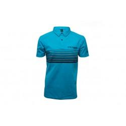 Drennan Aqua Lines Polo Shirts - All Sizes