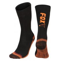 Fox Black & Orange Collection ThermoLite Socks - All Sizes
