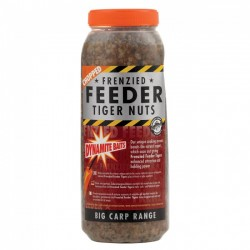 Dynamite Baits Frenzied Feeder Chopped Tiger Nuts - 2.5L Jar