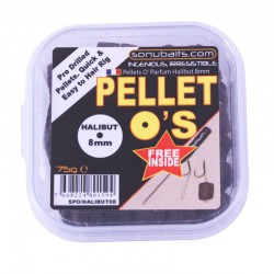 Sonubaits Pre-Drilled Crab Pellet O's